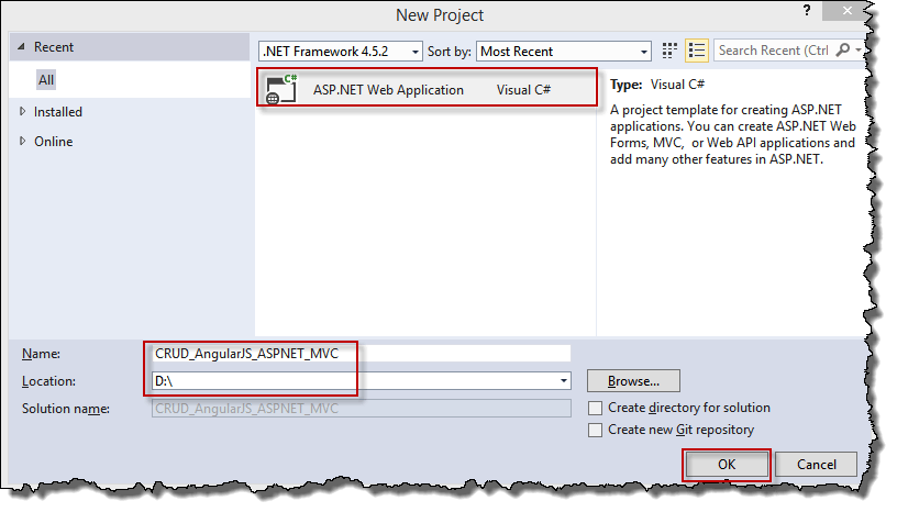 CRUD Operation in ASP.NET MVC 4 and AngularJS